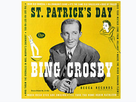 Irish Sing Along Songs of Yesteryear