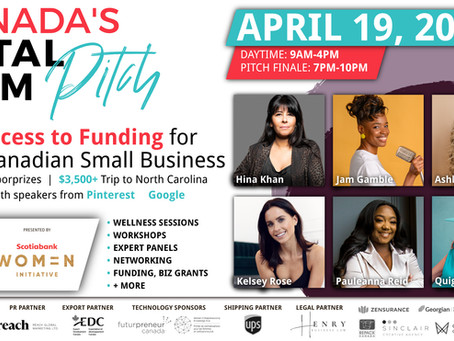 Canada's Newest Virtual Business Conference for Busy Mom  Entrepreneurs