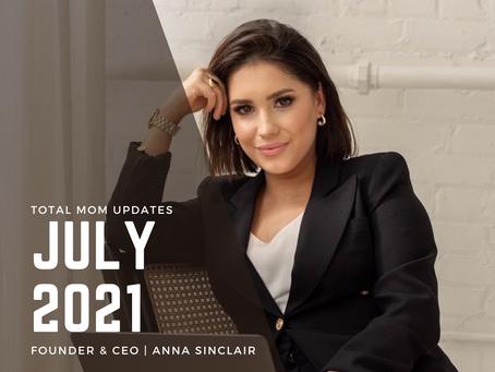 JULY |  CEO UPDATE