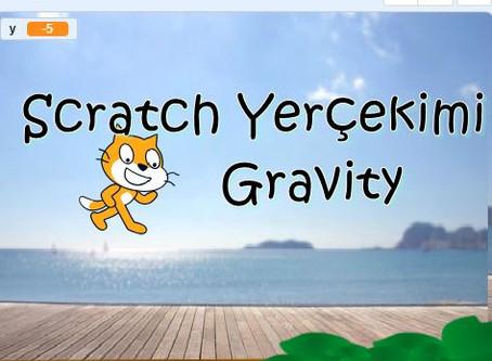 Scratch Yerçekimi / Gravity
