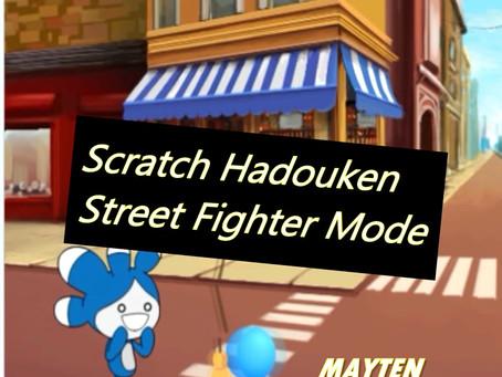 Scratch Hadouken / Aduket Atma