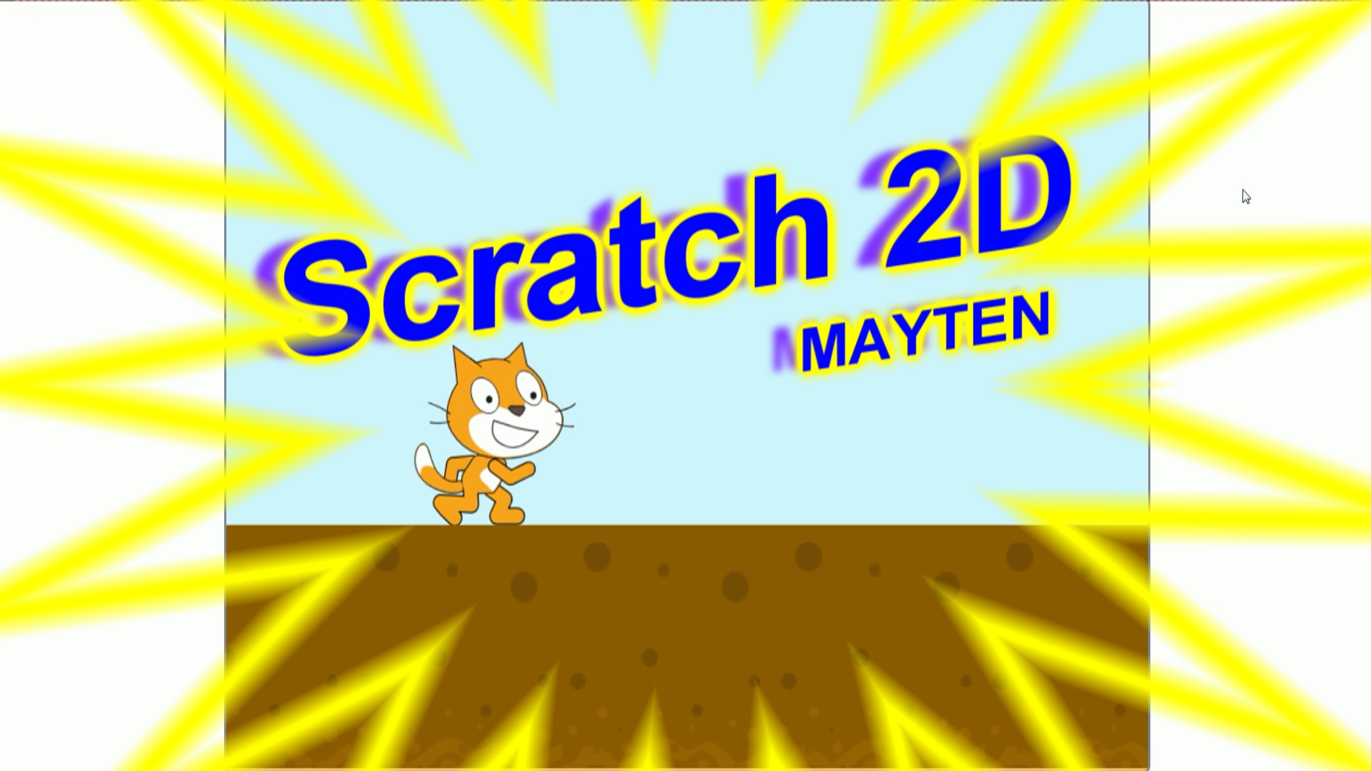 Scratch 2D
