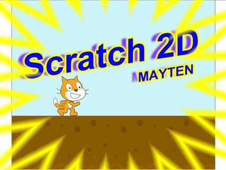 Scratch 2D Oyun Yapımı