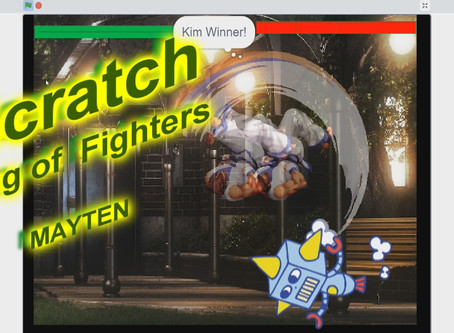 Scratch King of Fighters