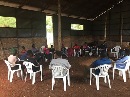 Update from Calvary Chapel Buwama 12/15/20