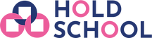 Logo Hold School Formation Bitcoin Crypto