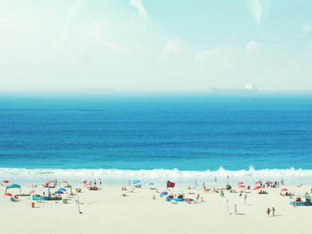 Curta as férias com cuidado e segurança