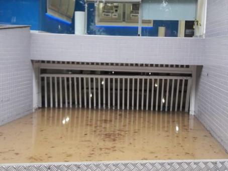 Inundações em garagens: qual o papel do seguro?