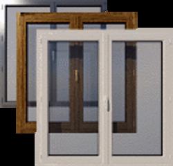 Fenêtres Sketchup