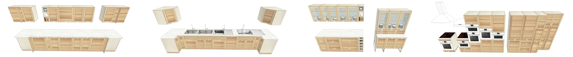 COLLECTION 3D IKEA TORHAMN