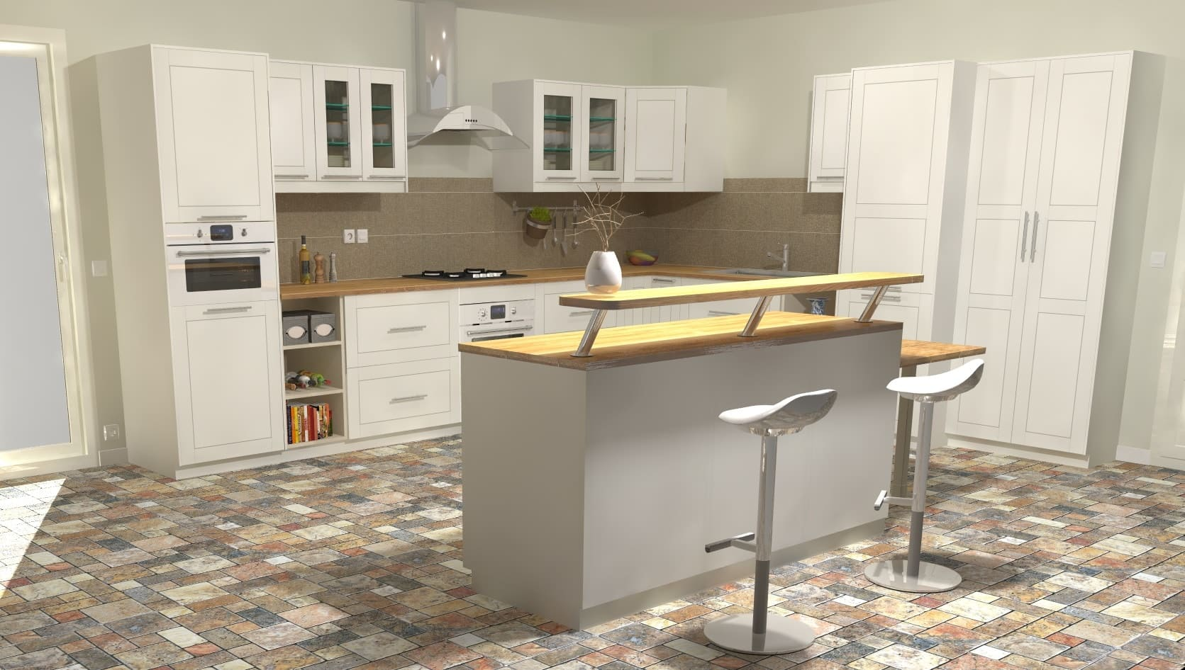 Extension SKetchup Click-Kitchen 2 | Dynamique Agencement