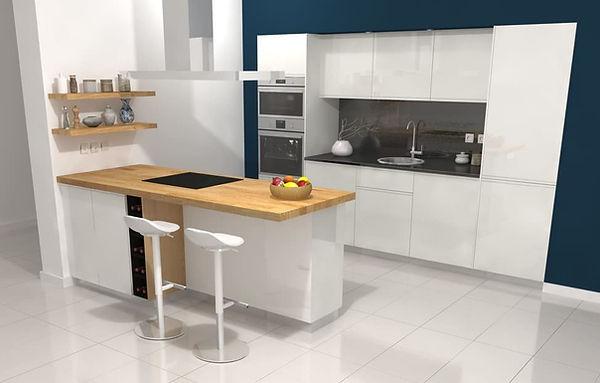 ikea cuisine 3d