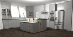 IKEA Kitchen 3D