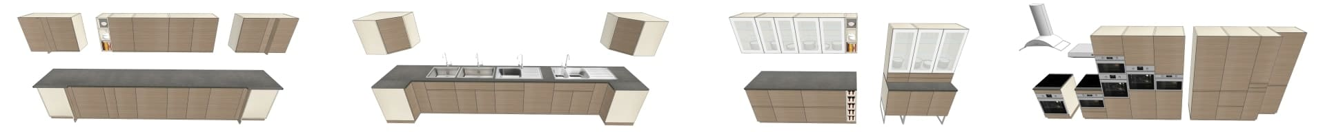 COLLECTION 3D IKEA VOXTORP NOYER