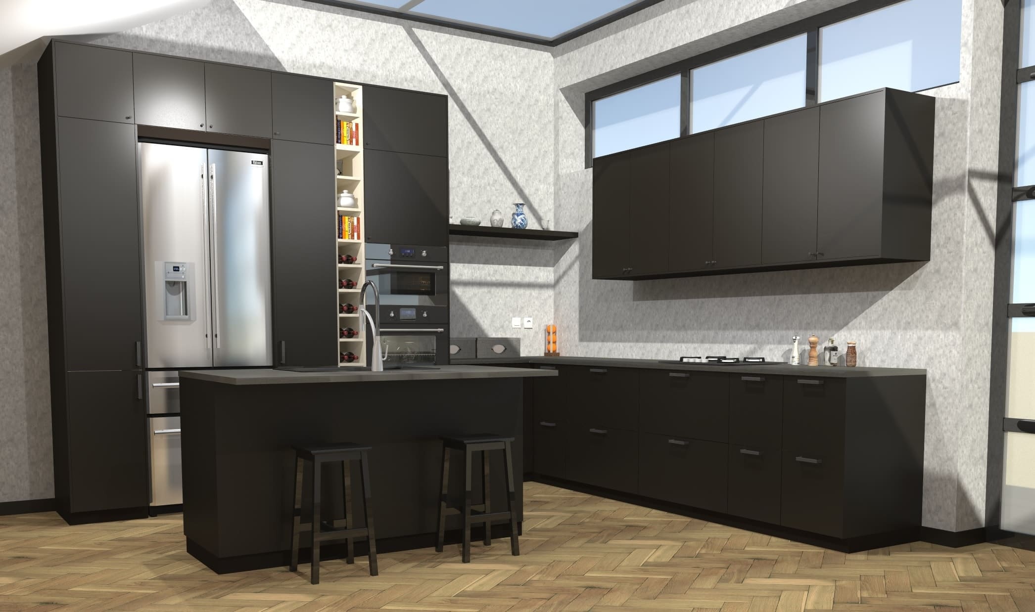 IKEA Kitchen 3D