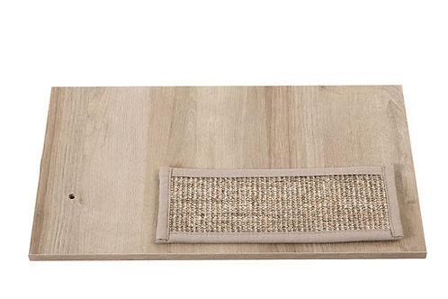 Palier pour tapis de sisal