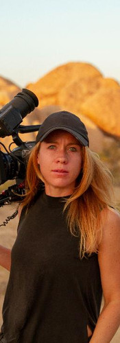 DIRECTOR OF PHOTOGRAPHY Andria Chamberlin