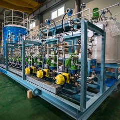 2020-Korea Zinc Chemical Dosing System
