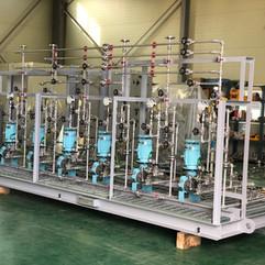 2020 NCC Chemical Dosing System
