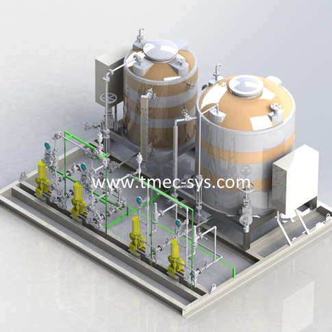 CORROSION INHIBITOR INJECTION PACKAGE