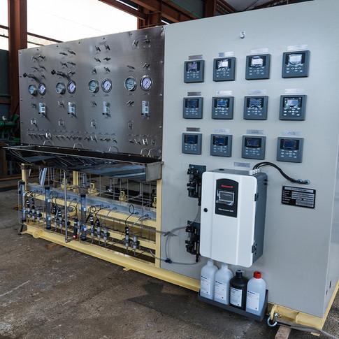 Steam & Water Analysis System
