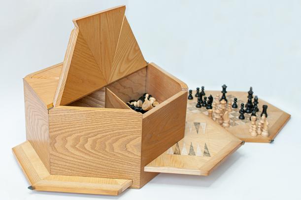 Ash Games Box