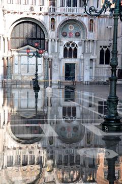 Doge Palace Reflection