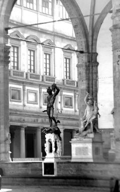 Perseus by Cellini