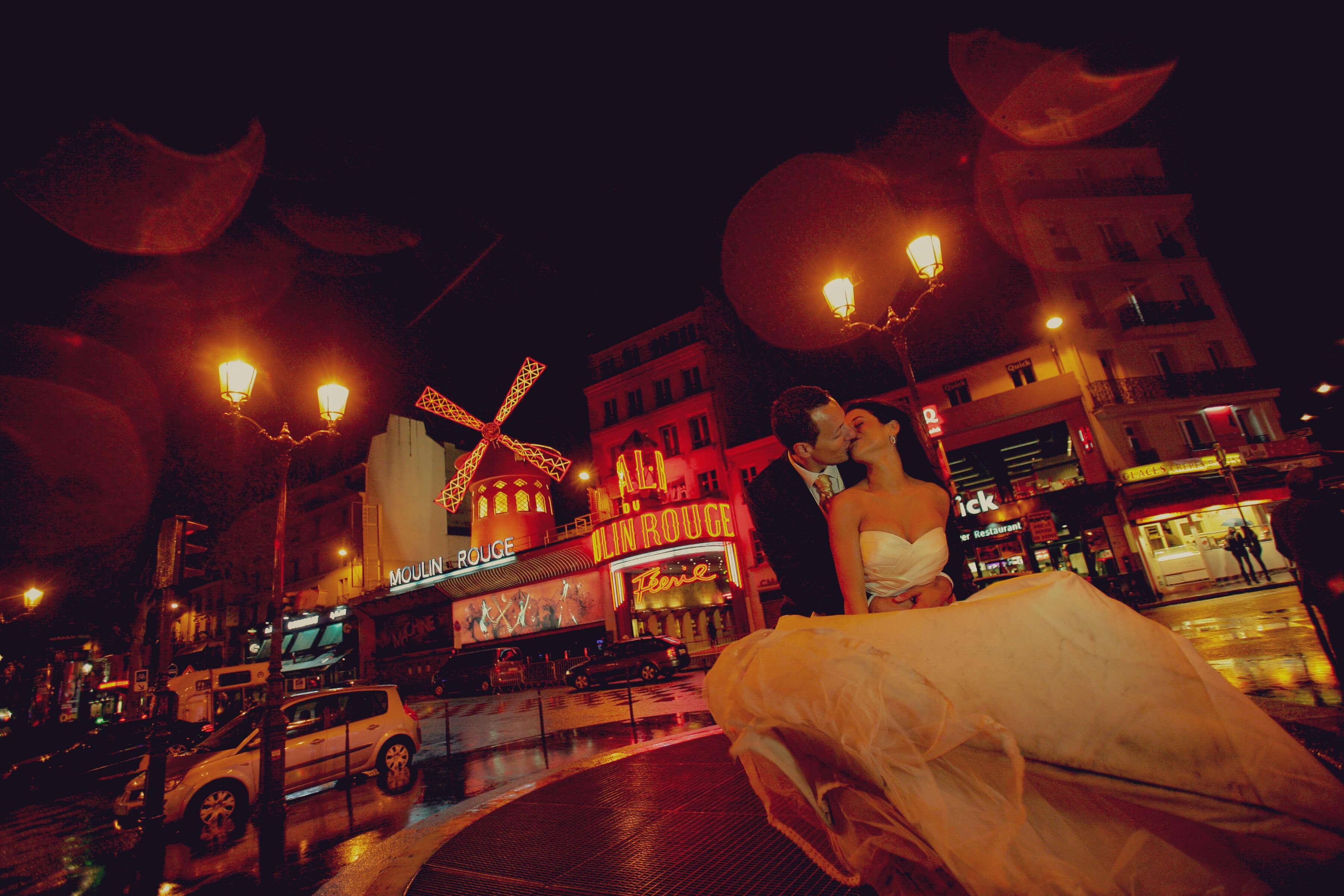 Post boda en Paris
