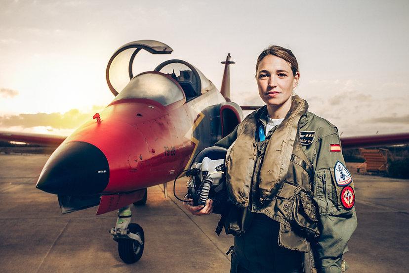 Piloto del Ejército del Aire