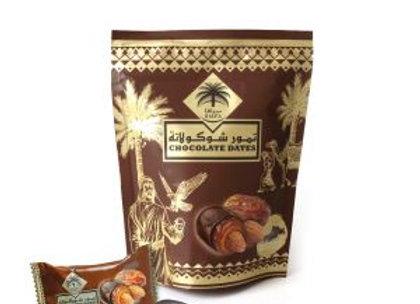 Dunkel Schokoladendatteln