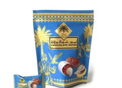Kokosnuss Schokoladendatteln
