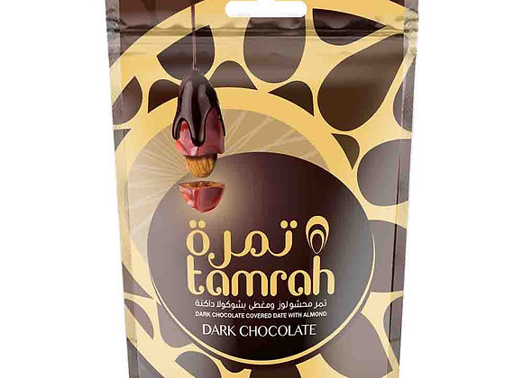 Dark Chocolate & Almond Dates