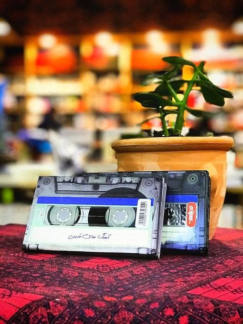 Petit cahier  à  cassette