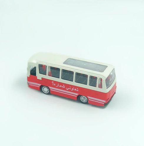 Maquette bus