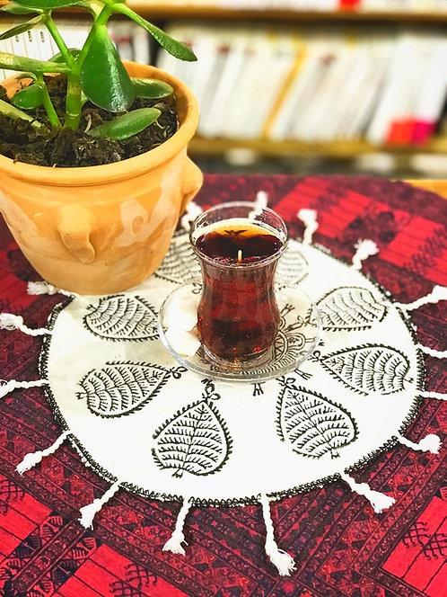 Bougie thé