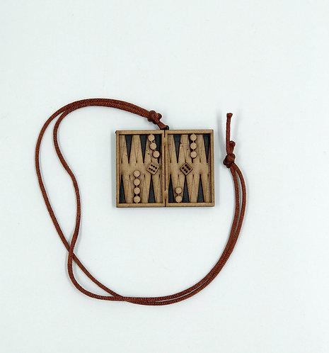Collier backgammon
