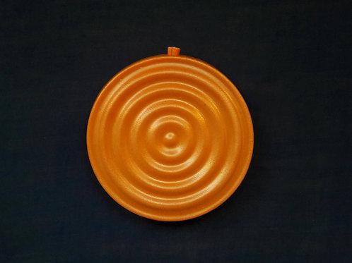 عودسور دیواری آبی و نارنجی