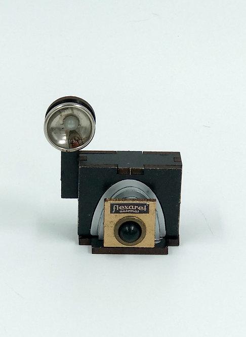 Maquette caméra ancienne