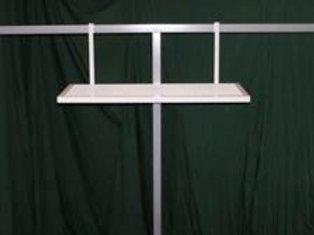 T-Pole Shelves