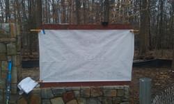 GMU-Monument Sign Installation