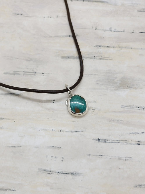 Royston Turquoise Necklace