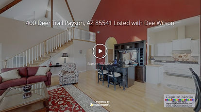Matterport Scan  image virtual tour 1-Ed