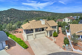 Aerial Real Estate Photo Drone Scottsdale Phoenix Payson AZ