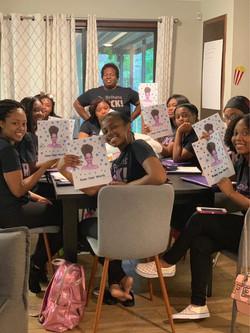 Girls Mentoring Group Memphis, TN
