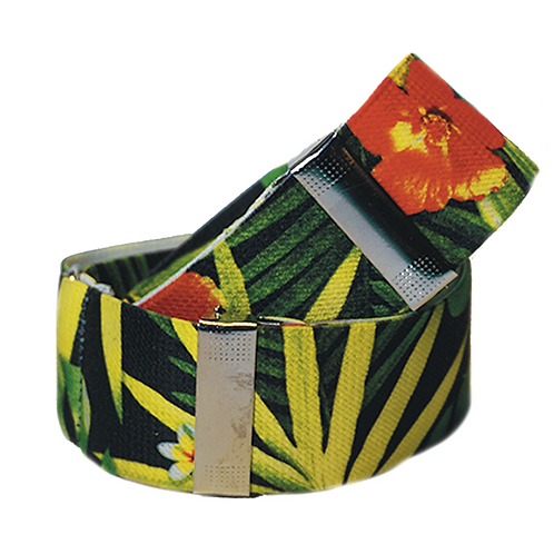 Tropical Sleeve Garters