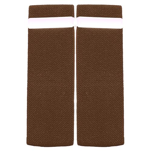 Classic Light Brown Sleeve Garters