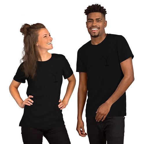 Martini Short-Sleeve Unisex T-Shirt