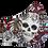 Thumbnail: Skull Red Face Mask