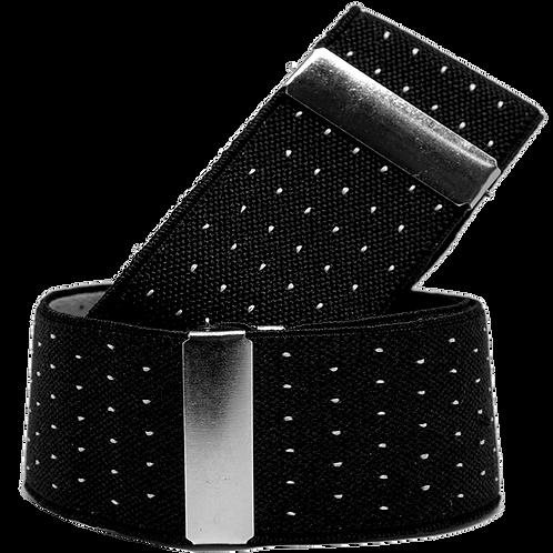 Dotted Black Sleeve garters